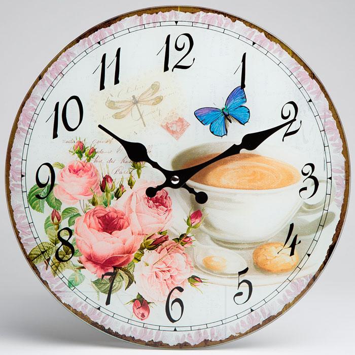 Часы для кухни картинки